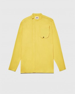 A yellow Hidden Pocket shirt