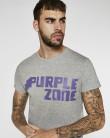 "Camiseta ""PurpleZone"""