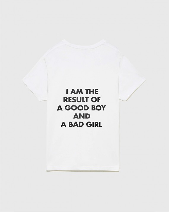 """T-shirt """"I'm the result ..."""""""