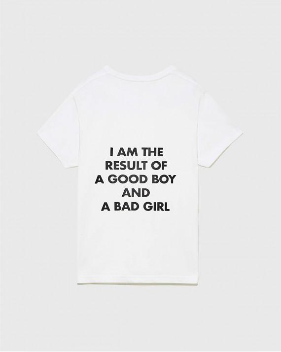 """Camiseta """"I'm the result ..."""""""