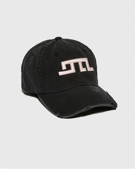 "Gorra Negra PZ SS18 ""Logo"""