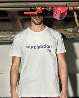 Camiseta Purplaiztion
