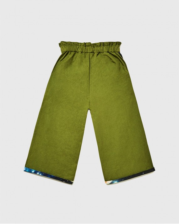 Pant with 3 pockets