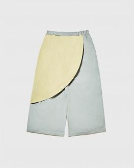 Pantalón con Falda