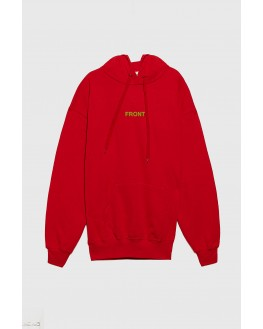 FRONT/BACK Sweater