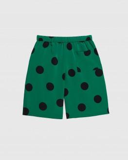 Tela de Lunares Shorts