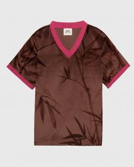 Camiseta de Terciopelo