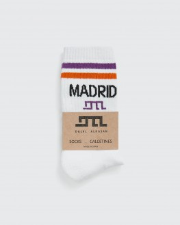 Madrid Socks