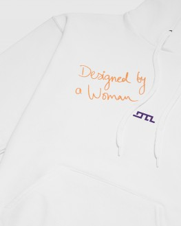 Designed by a woman Sweater